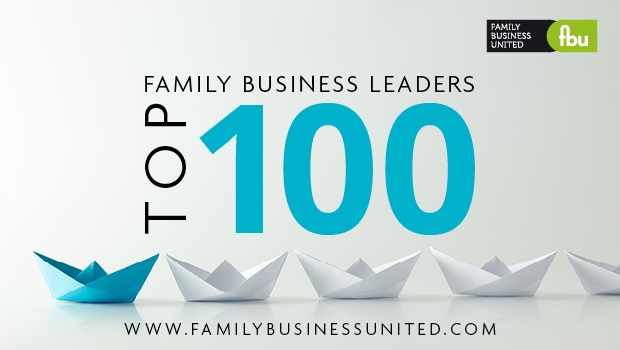 Top 100 Family Business Leaders in the UK today