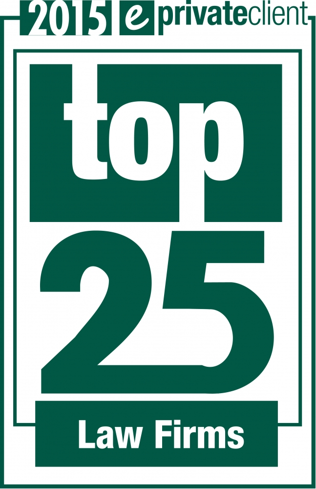 Eprivateclient Top 25 Law Firms 2015
