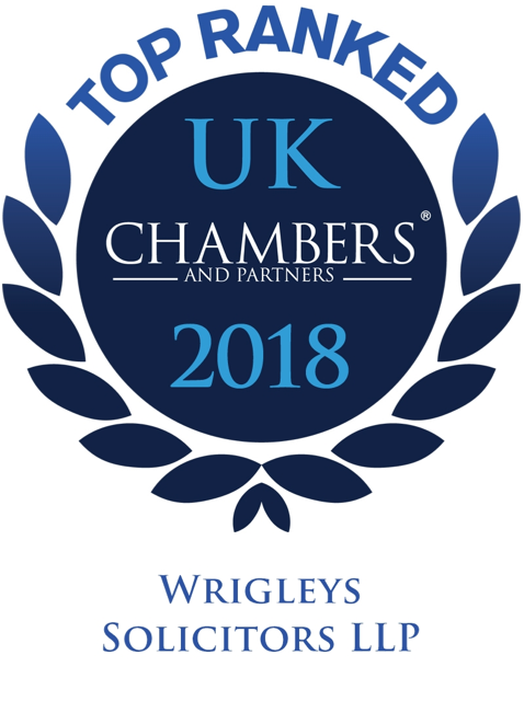Top Ranked Chambers UK 2016 - Leading Firm