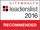 City Wealth Leaders List 2016 Recommended