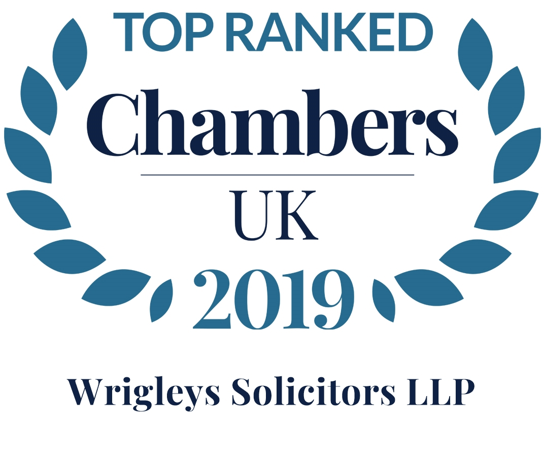 Top Ranked Chambers UK 2019 - Leading Firm
