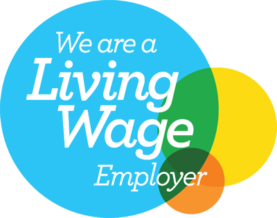 Wrigleys solicitors based in leeds and sheffield national clients living wage logo altavistaventures