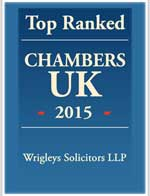 Top Ranked Chambers UK 2014 - Leading Firm