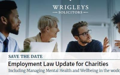 Employment Law Update for Charities  thumbnail